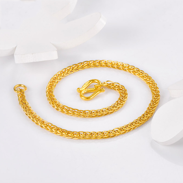 XX24K Pure Gold Bracelet Real 999 Solid Gold Bangle Shiny Charming Beautiful Trendy Classic Party Fine Jewelry Hot Sell New 2020 2