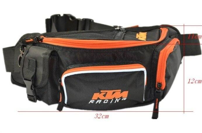 GPFORTYSIX moto Riflettente vita messenger bag pacchetto moto pacco petto multifunzionale pacchetto della vita sacchetto di Sport della bicicletta