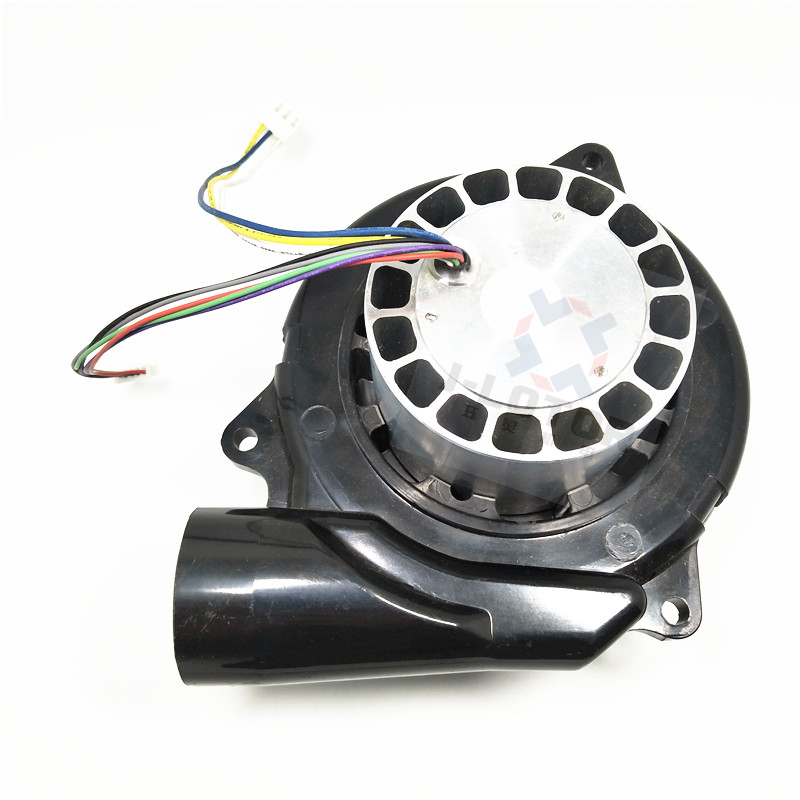 14.5kPa 30CFM 24V 48V Air Pump Inflatable balloon DC Blower Fan+Controller Vacuum Cleaner and Seeder or Spray Disinfection