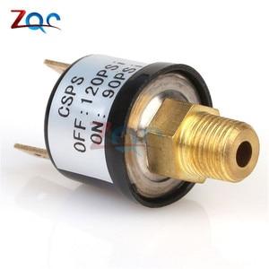 Image 5 - Pressure Switch Valves Switch Air Compressor Pressure Control Switch Valve Heavy Duty 90 PSI  120 PSI