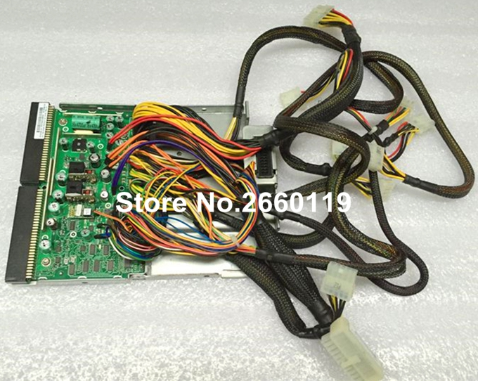 Power Supply Backplane Board for DL ML370G6 491836-001 467999-001, fully tested backplane board for 44v5078 p6 550 well tested working