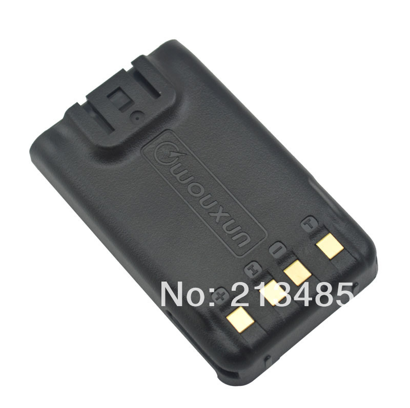 7.4V 1700mAh Li-ion Rechargeable Battery Pack Exclusively For WOUXN KG-UV899 Dual Band Walkie Talkie