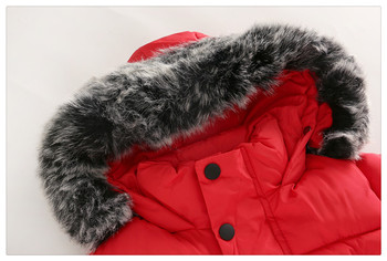Autumn Winter Jacket Coat For Kids 2018 4