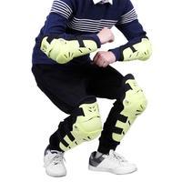 4pcs/set Motorcycle kneepad+Elbow Pad Authentic Protector Motocross Knee Pads Racing Guard Protective Gear motocicleta Guards