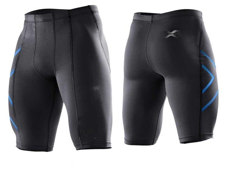 22be04337f Roupas de marca Board Shorts Bermuda de Compressão do Sexo Masculino ...