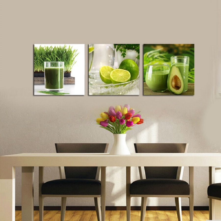 Fruits canvas painting large wall pictures for living room - Large pictures for living room ...