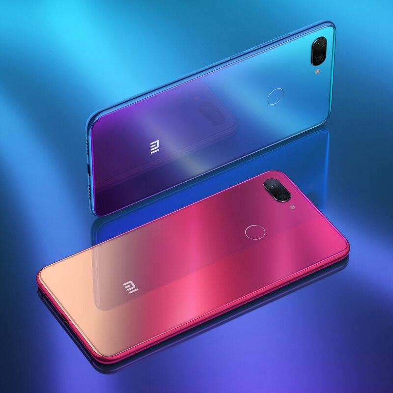 US $176 99  Global Version Xiaomi Mi 8 Lite 4GB RAM 64GB ROM Mobile Phone  Snapdragon 660 Octa Core 24MP Front Camera 6 26