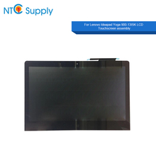 MEIHOU For Lenovo Ideapad Yoga 900-13ISK LCD Touch Screen Assembly 3200*1800 QHD+ LCD 6M.G55N7.002/B116XAN04.1 LCD Touch Screen