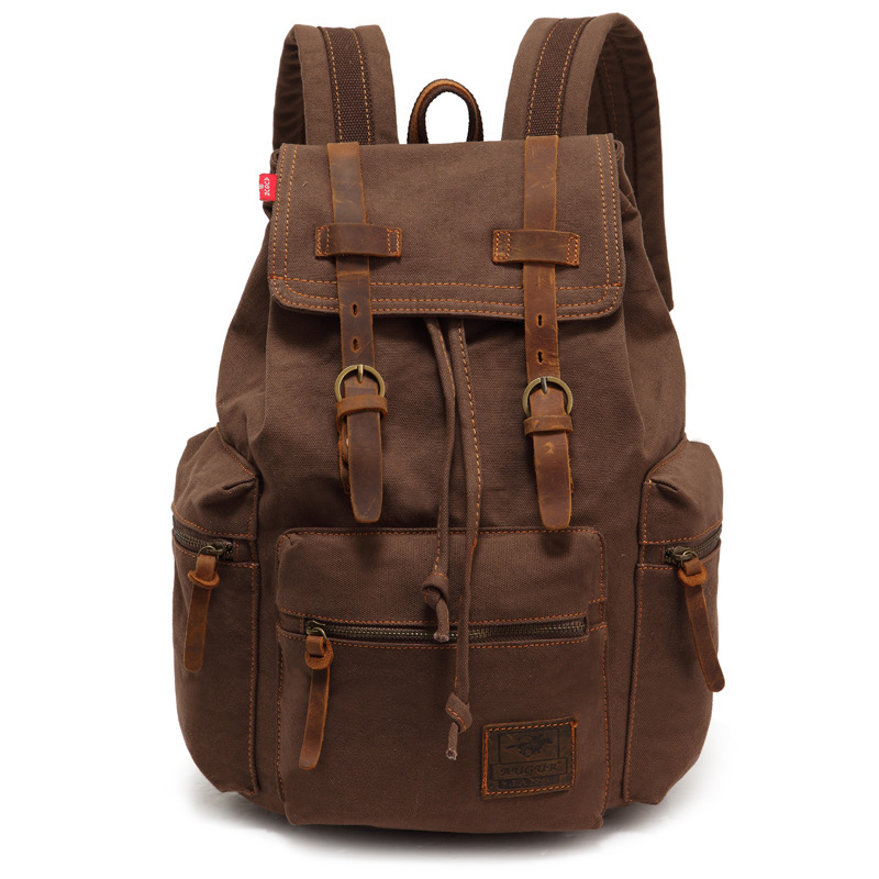 Man Canvas Backpacks Women Schoolbags Male Unisex Military Backpack Trekking Rucksacks bolsa feminina mochila escolar рюкзаки zipit рюкзак shell backpacks