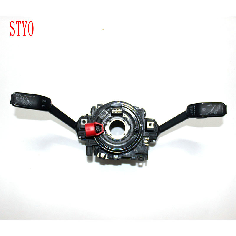 STYO pour Golf MK7 VII Passat B8 Octavia MQB système de régulateur de vitesse CCS tige + Module de volant multifonction 5Q0 953 507