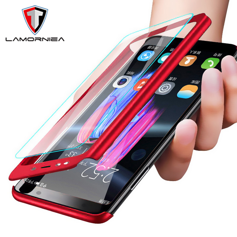 the best attitude d111f 36ddc Luxury 360 Phone Case For Huawei Mate 20 Pro Shockproof Cover For Huawei  Honor 8X MAX Mate 20 Lite Honor 9I Honor 8 9 Lite 10 7X