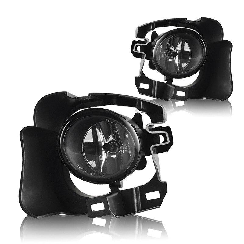 Case for Nissan Versa Note 2014 2015 fog light halogen fog lamp H11 12V 55W with