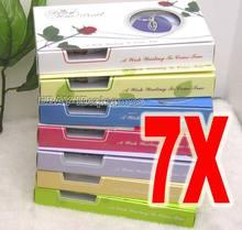 Распродажа популярная Подарочная коробка оптовая продажа 7x