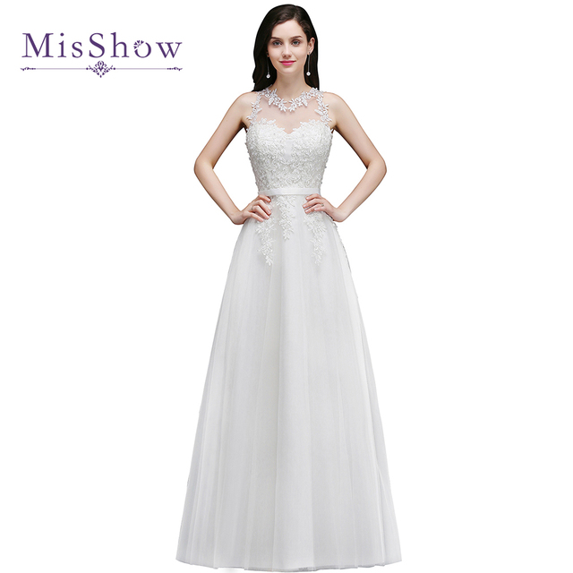 Robe De Mariage Princess wedding dresses Bridal Gown White ivory ...
