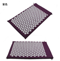 Massage Pillow And Massage Pad Body Head Foot Massager Cushion Acupressure Mat Relieve Stress Pain Acupuncture