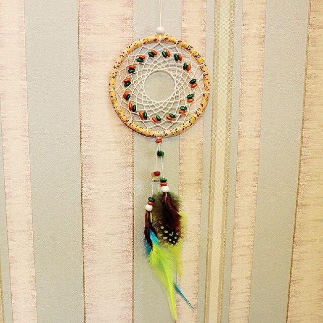 Antique Imitation Dreamcatcher Gift checking Dream Catcher Net With ...
