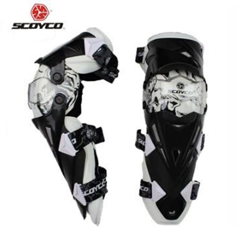High Quality Authentic Motorcycle Knee Protector Motocross Racing Guard Knee Pads Protective Gear Scoyco K12 hot sales motorcycle racing protective guard gear knee pad knee protector motor bike knee gear scoyco k12