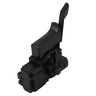 AC 250V 6A 125V 8A Lock On 4 Pins Trigger Switch for Bosch 24 Hammer Drill For J1Z-FF05-10A 5e4 ac 250v 4a speed control lock on trigger switch spst for electric drill