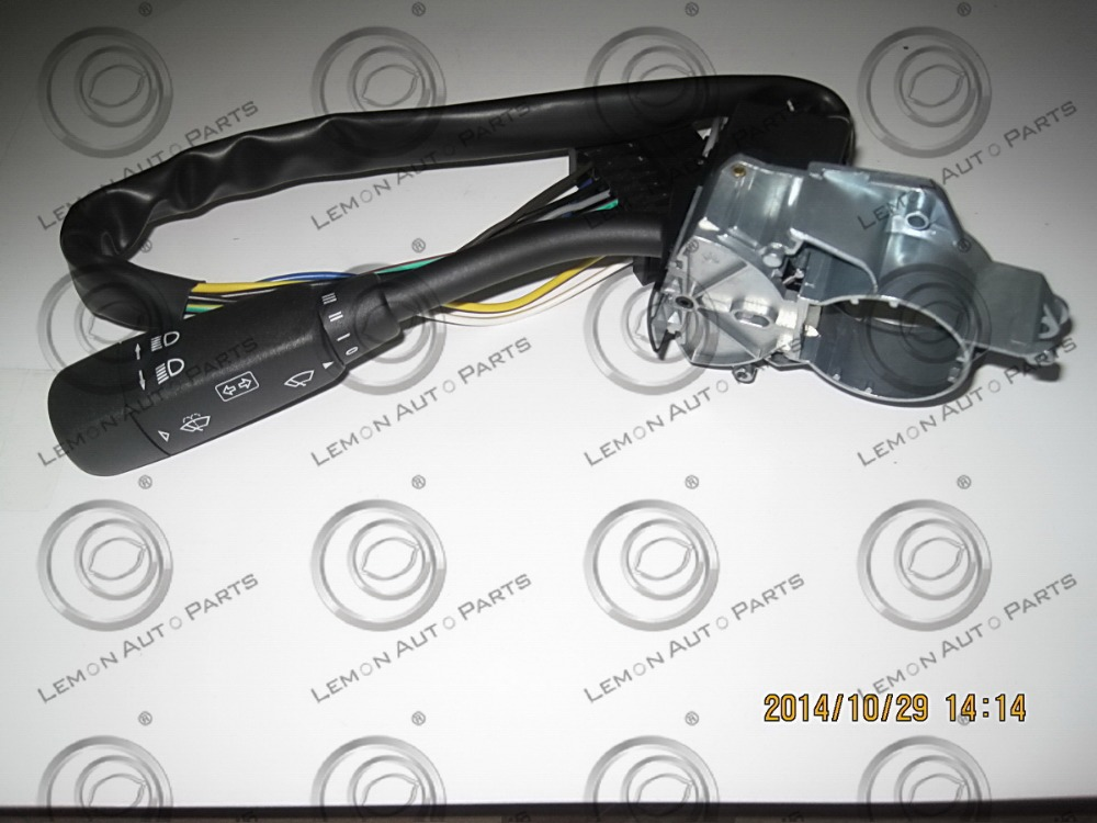 Mercedes Benz C-Class W202 1993-2000 Steering Column Switch Electrical Replace