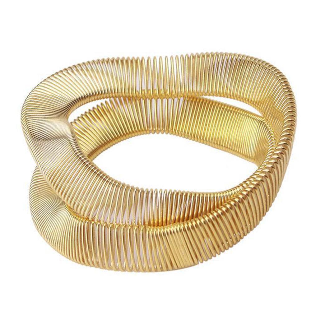 Arm Warmer Shirt Sleeve Holder Metal Anti-Slip Elasticated Bands Bracelets Gifts Stretch Armband Jacket Sleeves Cloth Accessory