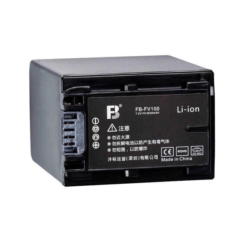 NP-FV100 NP-FV70 Baterai Lithium NP-FV100 Digital Camera Battery NPFV100 untuk Sony NP-FV50 SR68 HDR-XR550E XR350 PJ760 PJ790