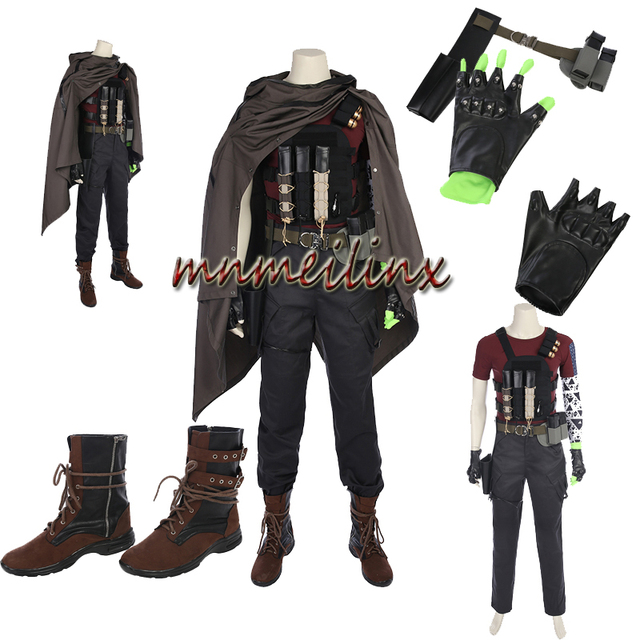 Hot Cakes Deadpool 2 Costume Nathan Summers Cosplay Full Suit Any Size Customized