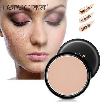 Concealer Pressed Powder Makeup Foundation Creamy Beige Corrector Powder Age Rewind Eraser Dark Circles Treatment 1
