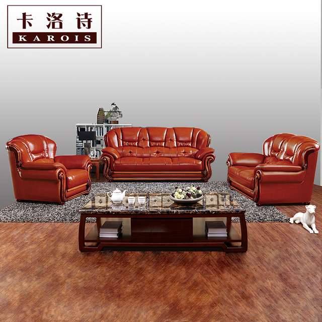 US $890.0 |Wholesale leather sofa sectional sofa for living room furniture  A169-in Living Room Sofas from Furniture on Aliexpress.com | Alibaba Group