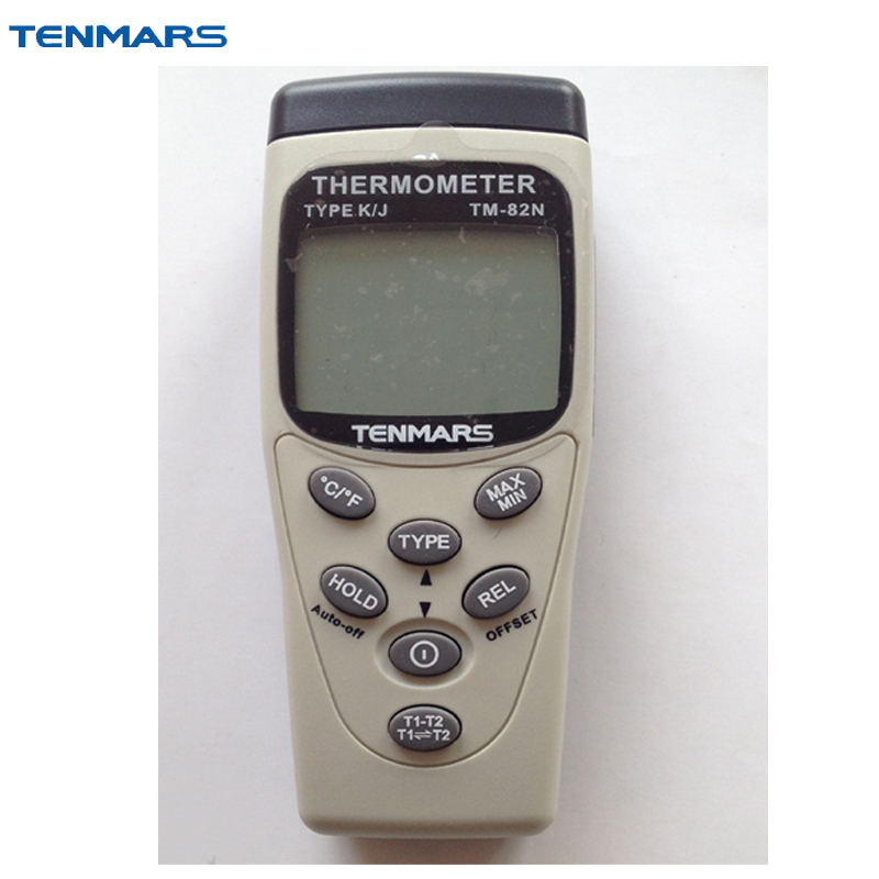 TENMARS TM-82N Portable Industrial K/J Type Thermometer  цены