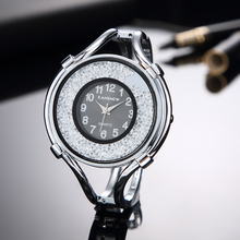 Bracelet Watch for Women 2021 Luxury Ladies Watch Gold Silver Dress Stainless Steel Watchband