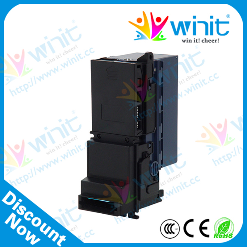 ICT Bill Acceptor Money Validator Note Validator Bill Acceptor Vending Machine Accessories Money Acceptor Bill Selector