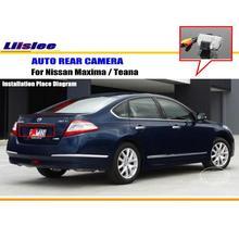 닛산 맥시마 2003 2013 Teana J32 2009 2013 차량용 후방 뷰 카메라 차량 주차 백업 액세서리