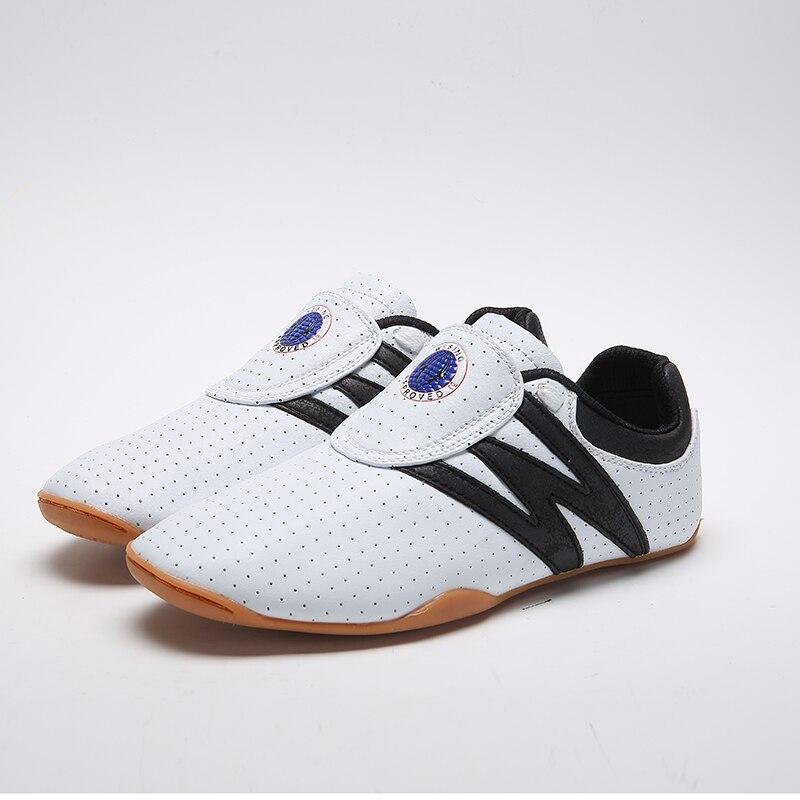 Wesing/2017; обувь для тхэквондо; дышащая мужская обувь для занятий боевыми искусствами; обувь для ушу