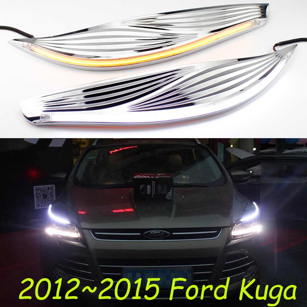Kuga daytime light,2012~2015;Free ship!LED,Kuga fog light,edge,Ecosport,Kuga for rapto f 150 daytime light 2013 free ship led f 150 fog light ecosport kuga f 150 fog lamp heritage daytime light