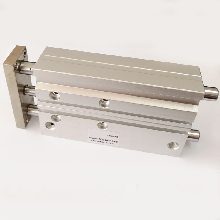 MGQM25 20 25 30 40 50 75 100MGQM SMC Type Slide Bearing Pneumatic Cylinder Compact Air