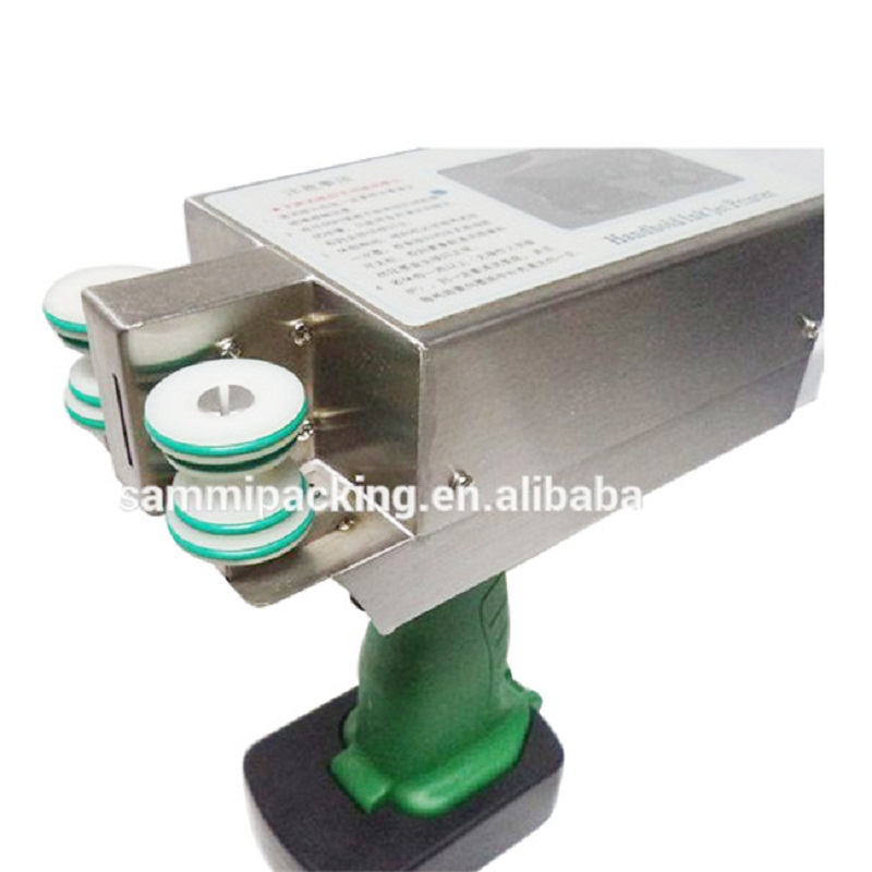high resolution inkjet printing machine, cardboard box /carton printer