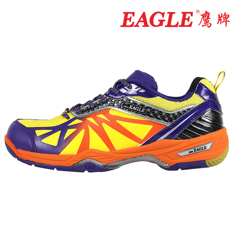 Men s Badminton Shoe Breathable Anti Slippery Sneakers Shock Absorption Sports Athletic Shoes E3610 L2010SPB