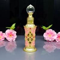 10ml Miniature Decorative Emtpy Glass Bottles For Arabic Perfume Oil Fragrance High Quality Glass Dropper Bottle