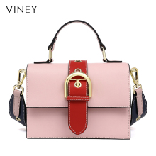 Viney female bag 2019 new han edition joker worn mini bag fashion simple hand the bill of lading shoulder bag