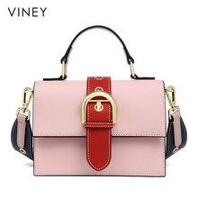 Viney sac à bandoulière pour femmes, sac à bandoulière, mini édition han joker, simple et tendance, le connaissement, nouvelle collection 2019
