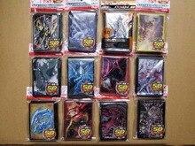 50 teile/los Anime Yu Gi Oh! Dunkler Magier Mädchen yugioh Cosplay Bord Spiele Karte Ärmeln Barriere Protector spielzeug geschenk