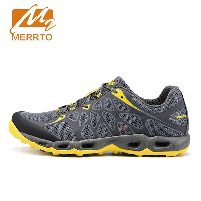 MERRTO Men Running Shoes Brand Men Women Sneakers Outdoor Breathables Mesh Sports Shoes Men Cushioning Running Shoes Male 2016 autumn men running shoes women bounce athletic shoes couple sports shoes cushioning lifestyle men sneakers