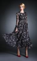 Women's Elegent Chiffon Dress Flower Pleats Summer Beach Maxi Prom Party Long Dress
