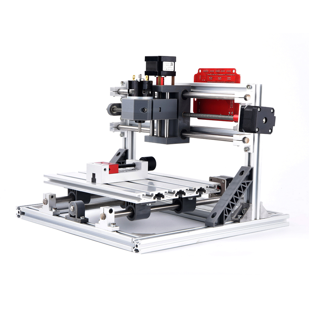 Купить с кэшбэком 2 in 1 Laser cutting and Engraving Machine Class 4 Desktop CNC for Wood, Acrylic & PVC for small business and creative talents