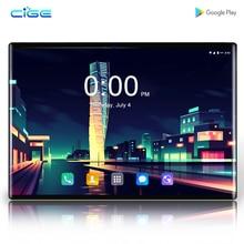 ÇIĞ N9 Tablet PC 4G Lte Octa Çekirdek Google Oyun çocuklar Tablet enfant 6GB RAM 64GB ROM wiFi GPS tablet 10.1 inç android 8.0 10