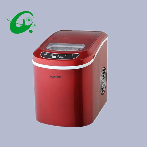Daily Output 15KG  Household ice machine small commercial ice maker milk tea shop ice machine title=