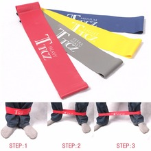 Elastic Tension Resistance Band Exercise Workout Rubber Loop Band Muscle Training Expander Slimming Product font b