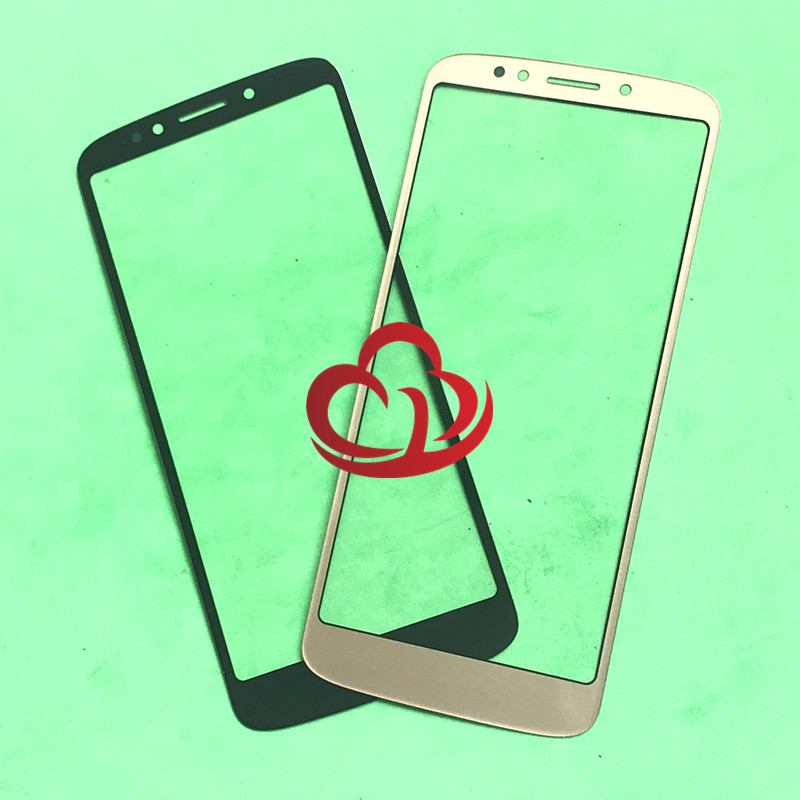Replacement LCD Front Touch Screen Glass Outer Lens For Motorola Moto E5 <font><b>XT1944</b></font> image