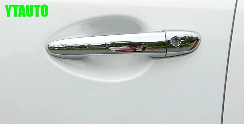 Coprimaniglia, finiture automatiche per Mazda 6 Atenza, Mazda 3 2014 2015 CX-5, ABS cromato, spedizione gratuita
