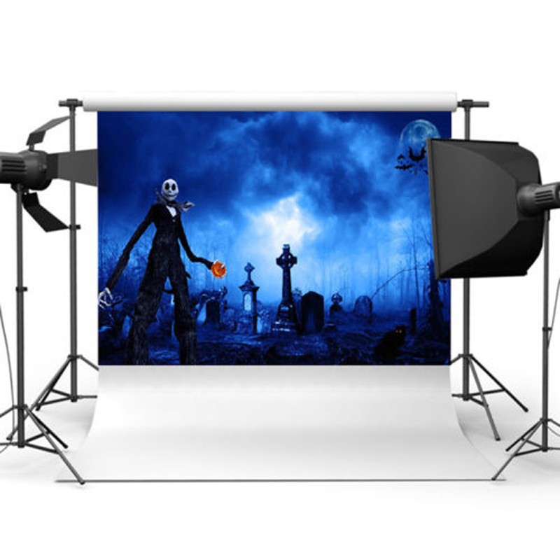 Mayitr 1.5x1m Vinyl Photography Backdrop Halloween Photo Background Suitable For Photography Studio Props mayitr 5x7ft magic dark blue mysterious photography background vinyl high quality backdrop for studio photo props